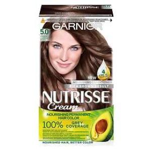 Garnier Nutrisse Cream 5.0 Ruskea