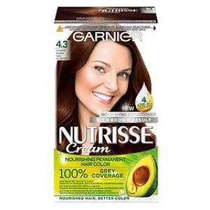 Garnier Nutrisse Cream 4.3 Golden Brown